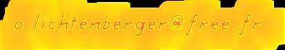 Olivier LICHTENBERGER